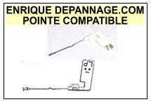 ACOS-GP73GPS-POINTES-DE-LECTURE-DIAMANTS-SAPHIRS-COMPATIBLES