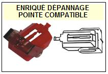 ALBA MS4290  Pointe de lecture compatible Diamant sphérique