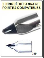 BANG OLUFSEN BEOGRAM 1000 <br> Pointe elliptique pour tourne-disques (stylus)<small> 2015-05</small>