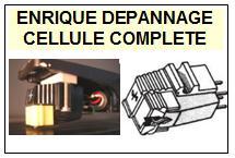 SHURE M93ES  Cellule de remplacement  avec diamant Elliptique