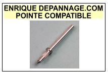 ACOS GP33  Pointe de lecture compatible Diamant sphérique
