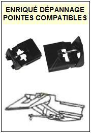 AUDIO TECHNICA-ATN51E-POINTES-DE-LECTURE-DIAMANTS-SAPHIRS-COMPATIBLES