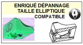 AKAI  PC95    Pointe de lecture compatible Diamant Elliptique