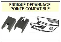 AUDIO TECHNICA ATN102P  Pointe de lecture compatible Diamant sphérique