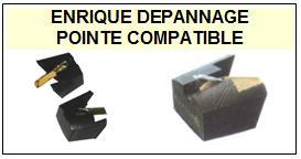 AUDIO TECHNICA AT952  Pointe de lecture compatible Diamant sphérique