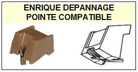BRANDT M307  Pointe de lecture compatible Diamant sphérique