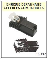 PHILIPS platine GR814  Cellule Compatible diamant sphérique