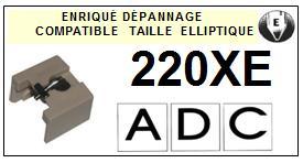 ADC-220XE-POINTES-DE-LECTURE-DIAMANTS-SAPHIRS-COMPATIBLES