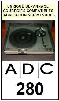 ADC-280-COURROIES-COMPATIBLES