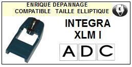 ADC<br> INTEGRA XLMI  Pointe Diamant Elliptique <br><small>se 2015-05</small>