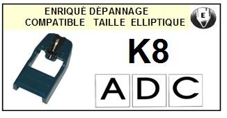 ADC-K8-POINTES-DE-LECTURE-DIAMANTS-SAPHIRS-COMPATIBLES