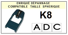 ADC-K8-POINTES-DE-LECTURE-DIAMANTS-SAPHIRS-COMPATIBLES