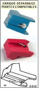 ADC L3 L-3 Pointe Diamant sphérique <small>13-08</small>