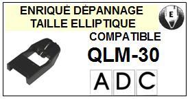 ADC-QLM30-POINTES-DE-LECTURE-DIAMANTS-SAPHIRS-COMPATIBLES