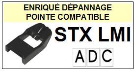 ADC  STXLMI  STX LMI  Pointe de lecture compatible Diamant sphérique