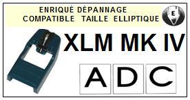 ADC XLM MKIV  Pointe Diamant Elliptique <br><small>se 2014-03</small>