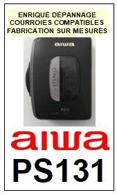 AIWA-PS131-COURROIES-ET-KITS-COURROIES-COMPATIBLES
