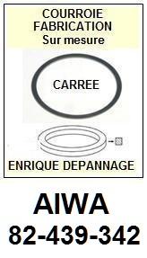 FICHE-DE-VENTE-COURROIES-COMPATIBLES-AIWA-82439342 82-439-342
