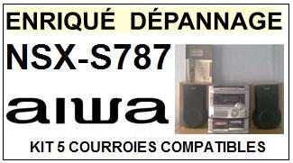 FICHE-DE-VENTE-COURROIES-COMPATIBLES-AIWA-424219901 4-242-199-01