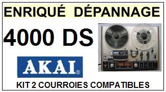 AKAI-4000DS-COURROIES-ET-KITS-COURROIES-COMPATIBLES