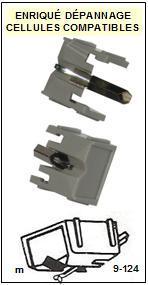 AKAI-AP001C  AP-001C-POINTES-DE-LECTURE-DIAMANTS-SAPHIRS-COMPATIBLES