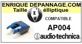 AKAI platine AP004 AP-004 Pointe de lecture compatible diamant elliptique <br>sce