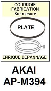 AKAI-APM394 AP-M394-COURROIES-ET-KITS-COURROIES-COMPATIBLES