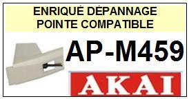 AKAI<br>  APM459 AP-M459 Pointe sphérique pour platine <BR><small>sce 2015-02</small>