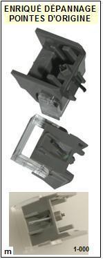 AKAI-APM570 AP-M570 (2°MONTAGE)-POINTES-DE-LECTURE-DIAMANTS-SAPHIRS-COMPATIBLES
