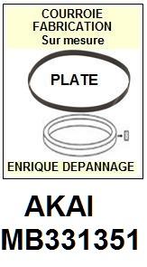 FICHE-DE-VENTE-COURROIES-COMPATIBLES-AKAI-MB331351