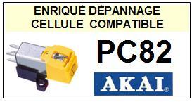 AKAI<br> PC82  Cellule diamant Sphérique <BR><small>se+cel 2014-11</small>