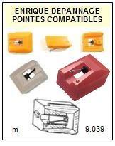AKAI PC85 <br>Pointe Diamant Elliptique (stylus)<small> 2016-01</small>