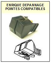 AKAI Platine  20W    Pointe de lecture Compatible diamant sphérique