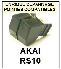 AKAI-RS10-POINTES-DE-LECTURE-DIAMANTS-SAPHIRS-COMPATIBLES