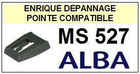 ALBA-MS527-POINTES-DE-LECTURE-DIAMANTS-SAPHIRS-COMPATIBLES