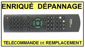 BANG OLUFSEN 1000 télécommande de remplacement <br>2014-07