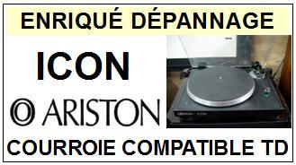 ARISTON-ICON-COURROIES-ET-KITS-COURROIES-COMPATIBLES