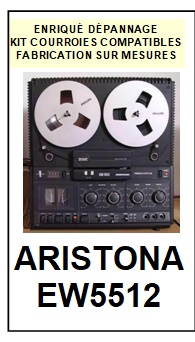 ARISTONA-EW5512-COURROIES-ET-KITS-COURROIES-COMPATIBLES