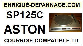 ASTON-SP125C-COURROIES-ET-KITS-COURROIES-COMPATIBLES
