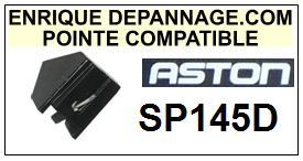 ASTON-SP145D-POINTES-DE-LECTURE-DIAMANTS-SAPHIRS-COMPATIBLES