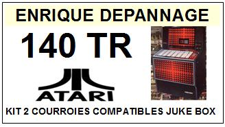 ATARI-140TR-COURROIES-ET-KITS-COURROIES-COMPATIBLES