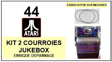 ATARI-44-COURROIES-ET-KITS-COURROIES-COMPATIBLES