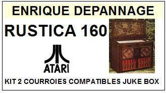 ATARI-RUSTICA 160-COURROIES-ET-KITS-COURROIES-COMPATIBLES