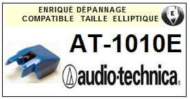AUDIO TECHNICA-AT1010E-POINTES-DE-LECTURE-DIAMANTS-SAPHIRS-COMPATIBLES