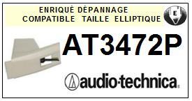 AUDIO TECHNICA <br>AT3472P Pointe Diamant Elliptique <br><small>se+cel 2014-11</small>