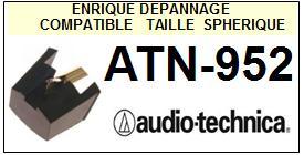 AUDIO TECHNICA<br> ATN952  Pointe Diamant sphérique <BR><small> 2015-01</small>