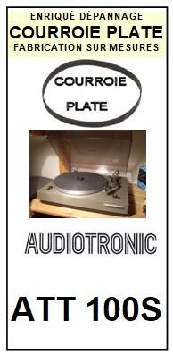 AUDIOTRONIC-ATT100S-COURROIES-ET-KITS-COURROIES-COMPATIBLES