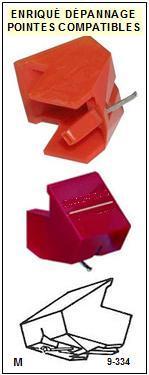 AUREX  N50  N-50  Pointe de lecture compatible Diamant sphérique