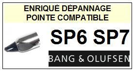 BANG OLUFSEN <br>SP6 Pointe Diamant sphérique <BR><small>a+ 2014-10</small>