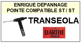 BARTHE-TRANSEOLA-POINTES-DE-LECTURE-DIAMANTS-SAPHIRS-COMPATIBLES